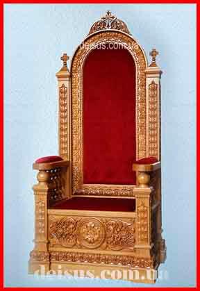 Заказать трон (седалище) Украина