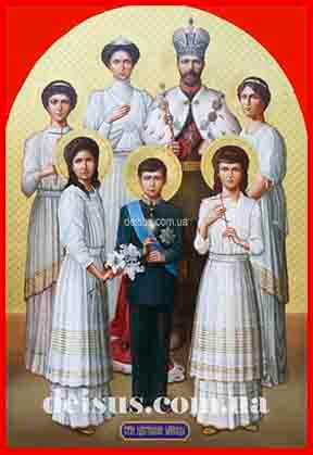 Заказать икону для иконостаса в Украине