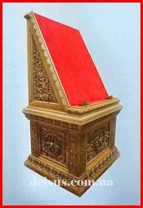 Заказать аналой для храма