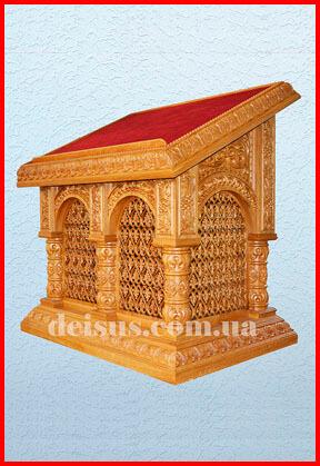 Заказать аналой для храма в  России