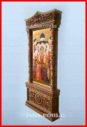Заказать киот для храма в Украине