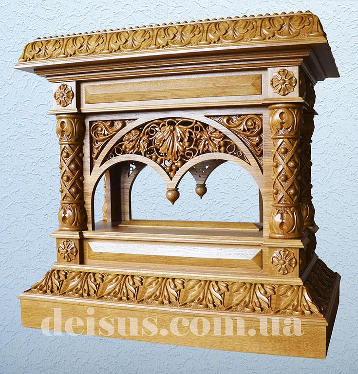 Панихидный стол для храма. Артикул № 00902