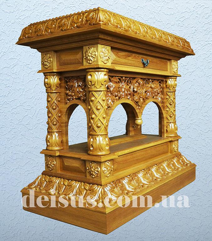 Заказать панихидный стол для храма.