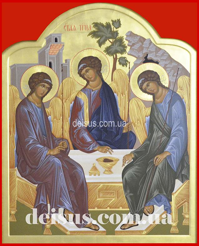 Написать на заказ икону для церковного иконостаса.